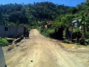 road to Yalu